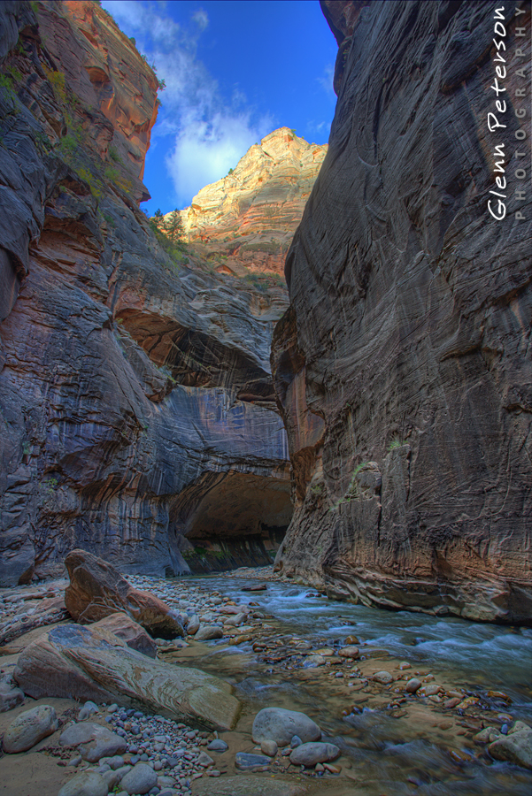Zion National Park UT - www.gpphotos.com/Blog - Glenn Peterson Photography